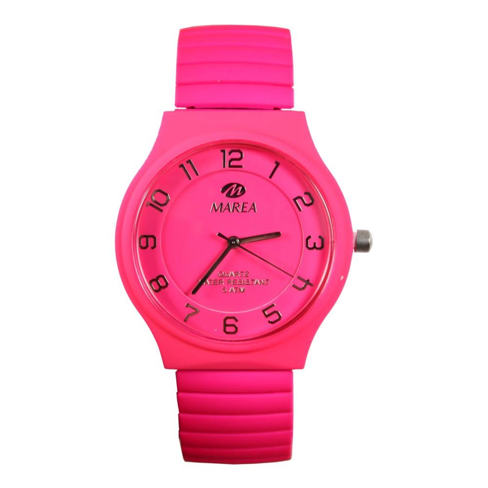 Pinke-Uhr